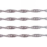 Catena in acciaio a spirale 1.8 mm pacco da 1 metro