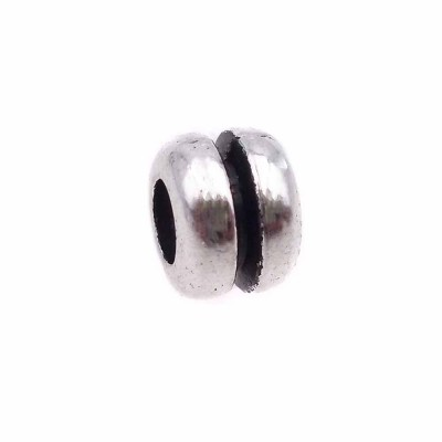 Distanziatori rondelle 6.5x5 mm foro 3.3 mm pacco 16 pezzi
