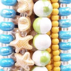 Perline In Ceramica