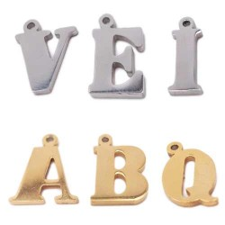 Charms Lettere alfabeto