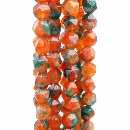 Pepite in pietra dura | Pepite in pietra di quarzo colorato 8 mm (circa) pacco 10 pz - mioqq1