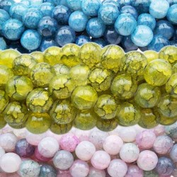 Perline in vetro crack