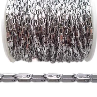 Catena in acciaio 2 mm pacco 50 centimetri