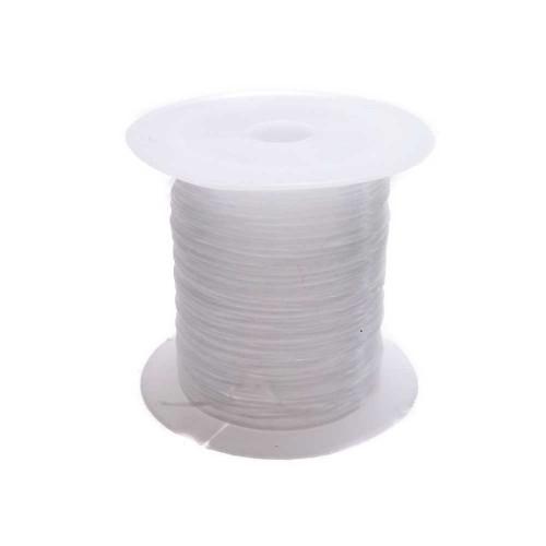 Filo Nylon | Filo nylon trasparente 0.50 mm circa 15 mt pacco 1 pz - axs4