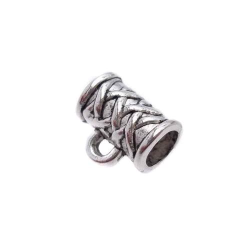 Materiale Per Bigiotteria Offerte   Ganci per pendente 10.5x9.5 mm foro 5 mm pacco 10 pezzi - Ga7092
