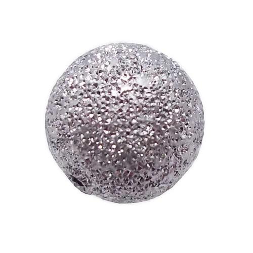 Componenti Alluminio | Palline in alluminio diamantate 12 mm pacco 5 pz - PL001